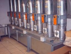 impianto depurazione aria arpav venezia